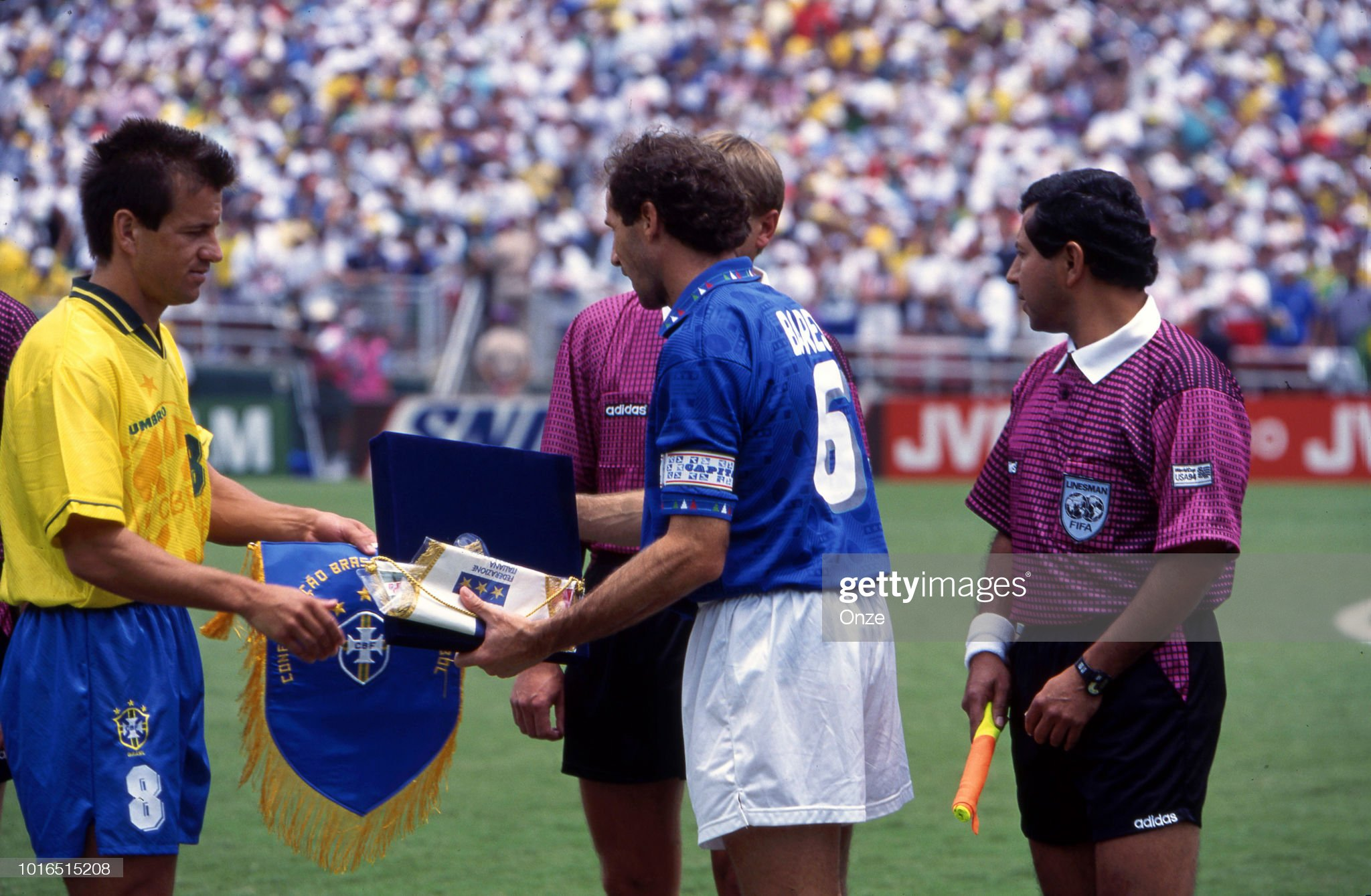 Brazil v Italy - 1994 FIFA World Cup Final : News Photo