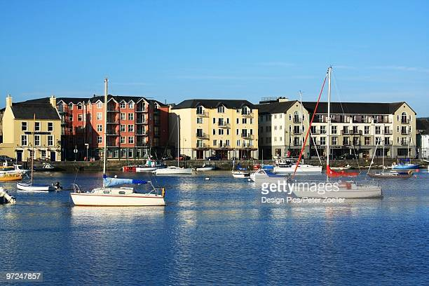 dungarvan, county waterford, ireland - county waterford ireland stock pictures, royalty-free photos & images