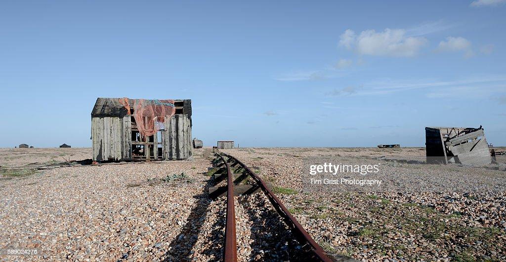 Dungeness, Kent : Stock Photo