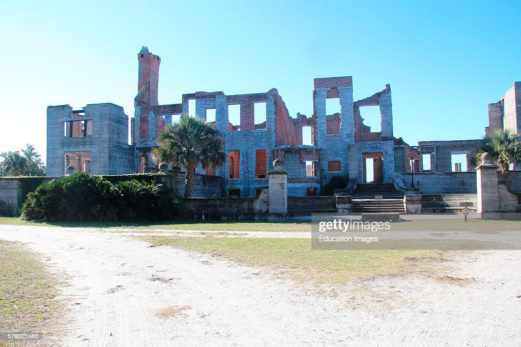 Cumberland Island National Seashore, Georgia : News Photo