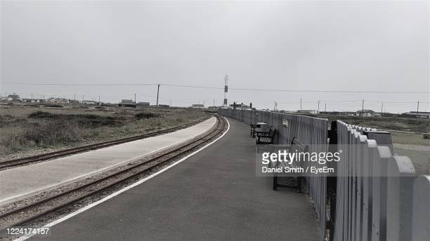 dungeness station uk 2019 - logo stock pictures, royalty-free photos & images