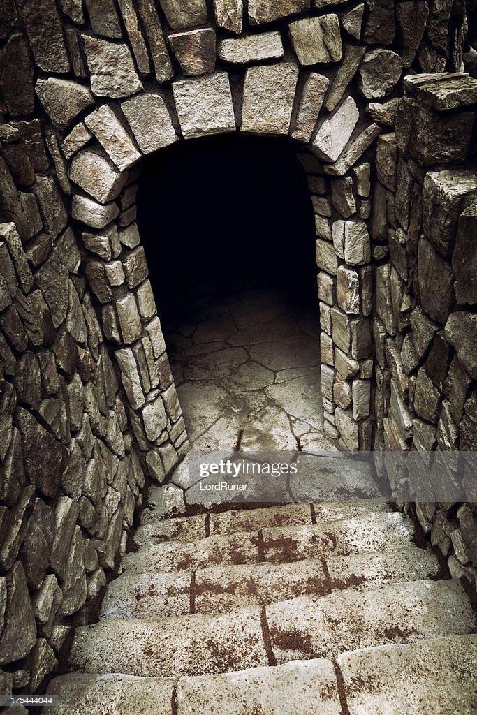地下牢の : ストックフォト