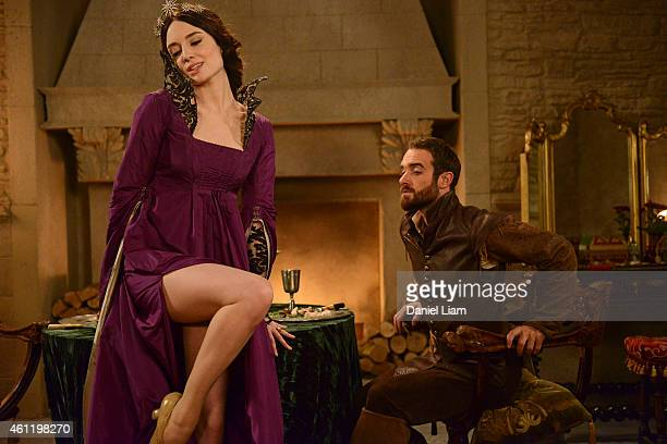 GALAVANT 'Dungeons and Dragon Lady' While Galavant struggles with the realization about his true love King Richard goes on a voyage of selfdiscovery...