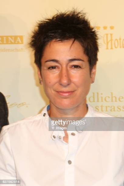 Dunja Hayali attend the 7th VITA Charity Gala in Wiesbaden on September 24 2016 in Wiesbaden Germany