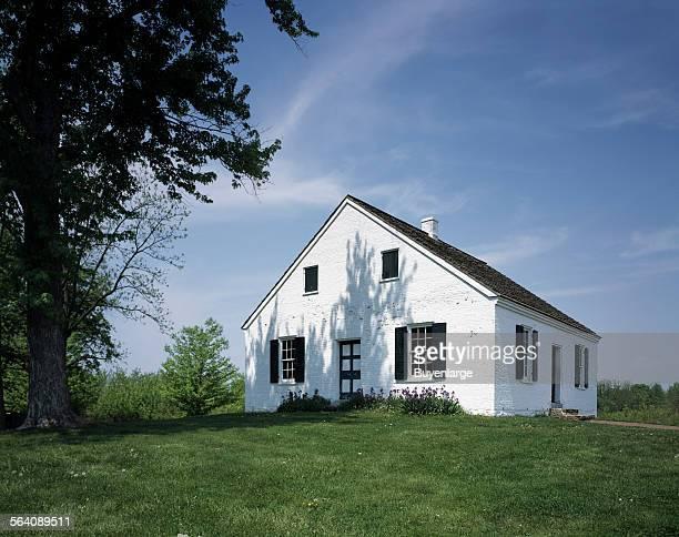 Dunker Church Antietam Battlefield near Sharpsburg Maryland