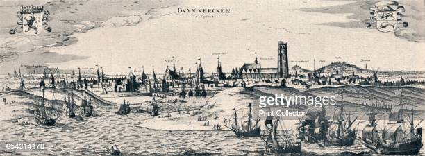 Dunkirk c1641 From Social England Volume IV edited by HD Traill DCL and J S Mann MA [Cassell and Company Limited London Paris New York Melbourne...