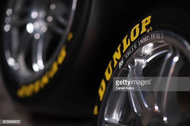 Dunlop Tyres Pictures and Photos - Getty Images