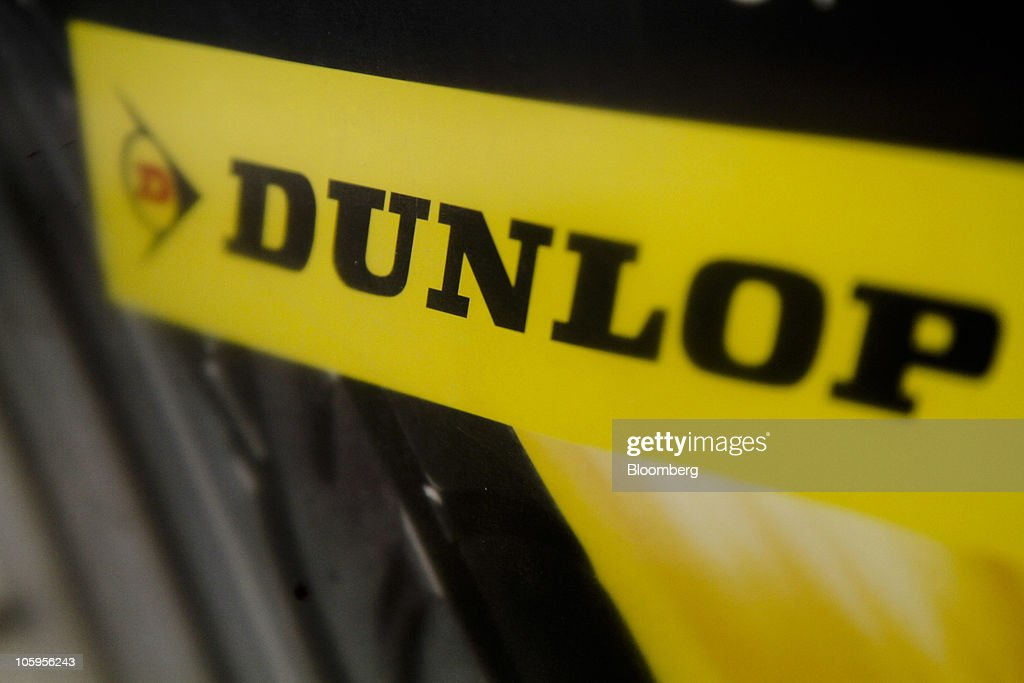 Dunlop Zone Tyre Store In South Africa : News Photo