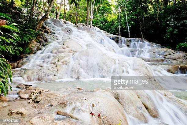 Dunno falls, Ocho Rios, Jamaica