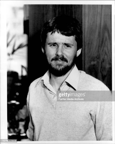 DunnPictured at Marcus Einfeld QC offices in the City are Ananda Marga members August 28 1984