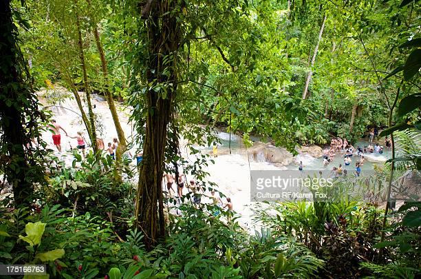 Dunn's River Falls, Jamaica