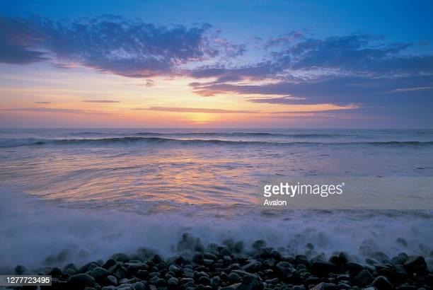 Dunraven Bay Southerndown Bridgend Wales