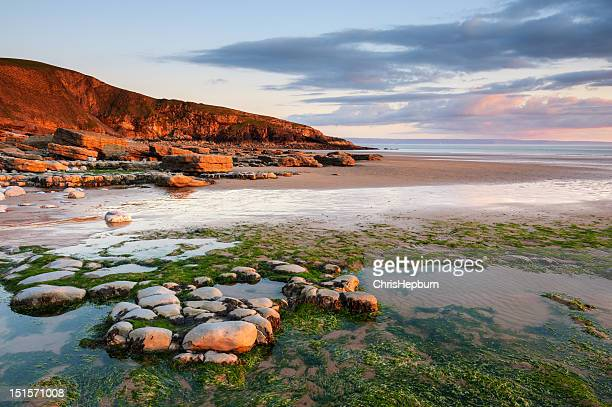 Dunraven Bay Sunset, Wales