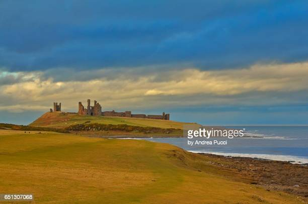 Dunstanburgh Castle, Northumberland, United Kingdom