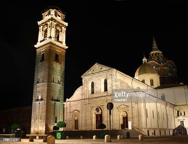 duomo di torino - catedral - fotografias e filmes do acervo