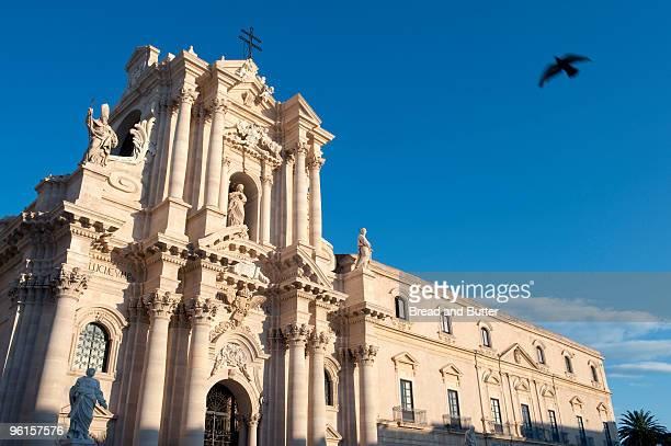 Duomo in Ortigia, Siracusa, Sicily