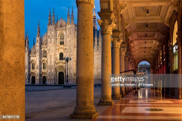 duomo - milan - milan stock pictures, royalty-free photos & images