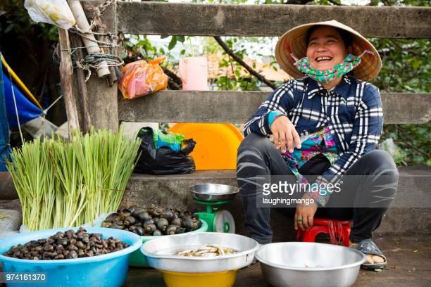 Duong Dong markt Phu Quoc eiland Vietnam