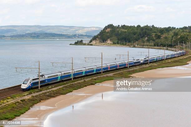 TGV Duplex Port-la-Nouvelle