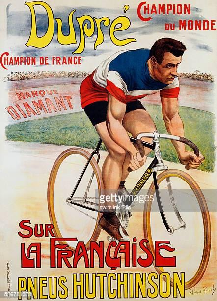 Dupre sur la Francaise Poster by Pierre Gonzague Privat