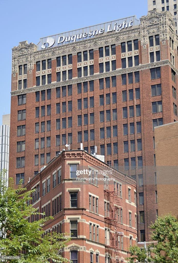Duquesne Light Company : Stock Photo