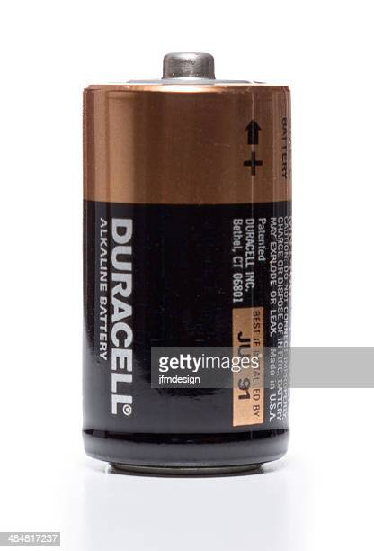 duracell alkaline battery july 1991 - duracell stock pictures, royalty-free photos & images