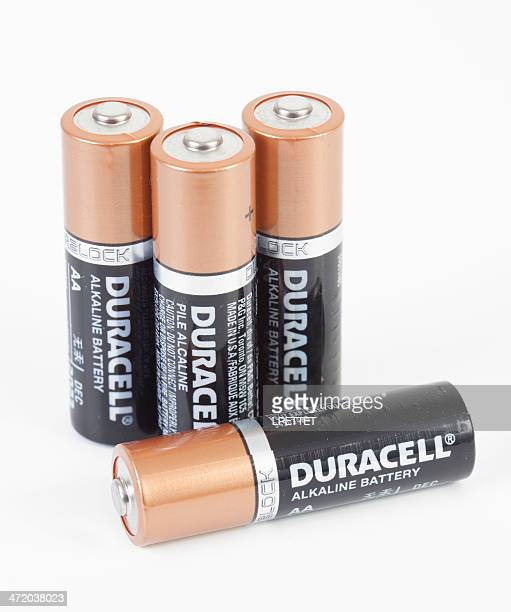 duracell battery - duracell stock pictures, royalty-free photos & images