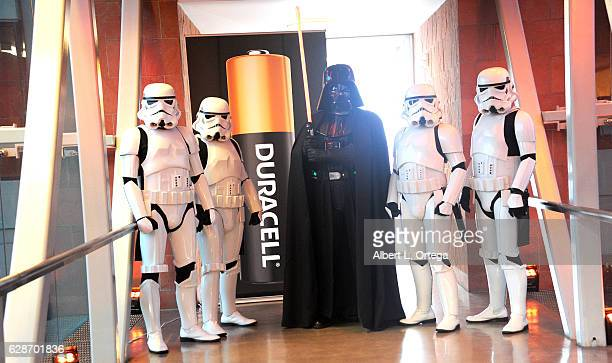 """Duracell celebrates its 1 million battery donation to Children's Miracle Network Hospitals nationwide by joining forces with Lucasfilm and """"Rogue..."""