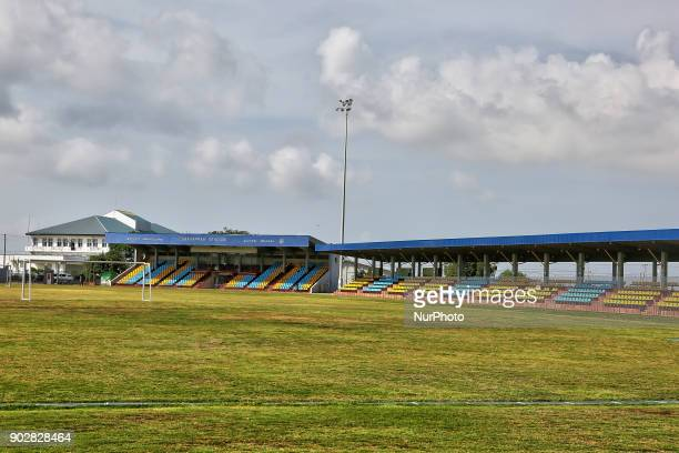 Duraiappah Stadium in Jaffna Sri Lanka During the civil war Duraiappah Stadium was a stronghold of the LTTE before being recaptured by the Sri Lankan...