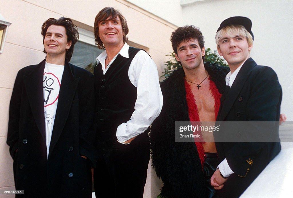 Duran Duran - 1993 : News Photo