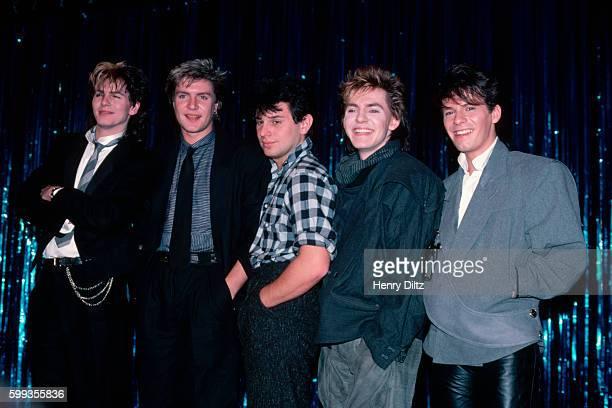 Duran Duran at Press Conference