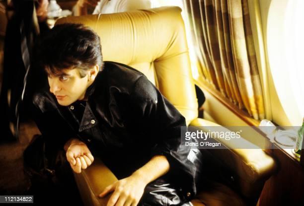 Duran Duran drummer Roger Taylor 1984