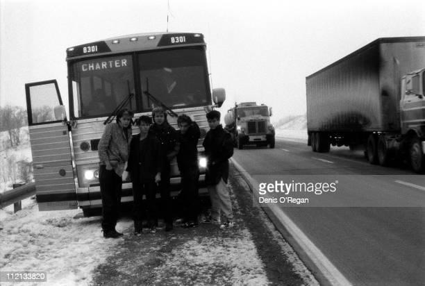 Duran Duran in Canada 1984