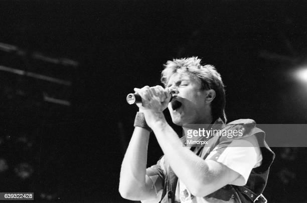 Duran Duran in Concert, NEC, Birmingham, 12th December 1983. Evaluation Scan Only.
