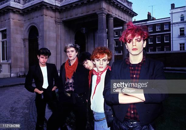 Duran Duran in London 1981