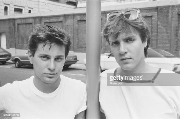Duran Duran music group 7th August 1981