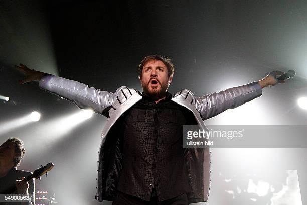 Duran Duran Pop Band GB performing in Berlin Germany