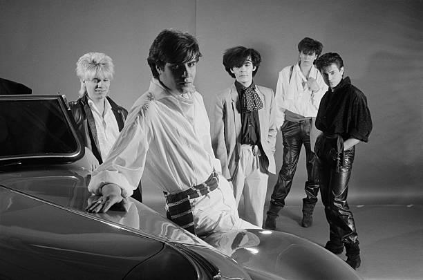 Duran Duran At Paradise Garage