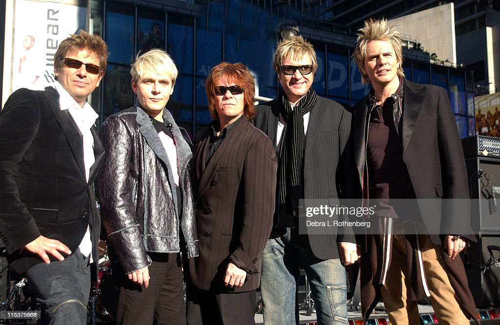"Duran Duran Performs Live on ""Good Morning America"" - October 12, 2004"