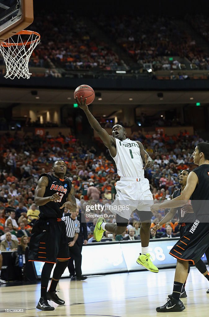 NCAA Basketball Tournament - Second Round - Austin