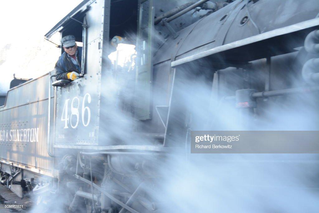 Durango Silverton Steam Locomotive, Durango, Colorado