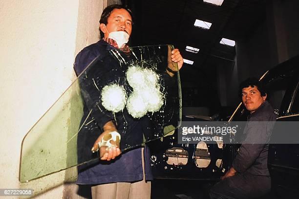Durant les années de lutte contre les trafiquants de drogue du cartel de Medellin de Pablo Escobar les entreprises de blindage automobile ont fait...