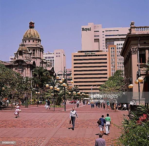 Durban : City mit Rathaus- o.J.