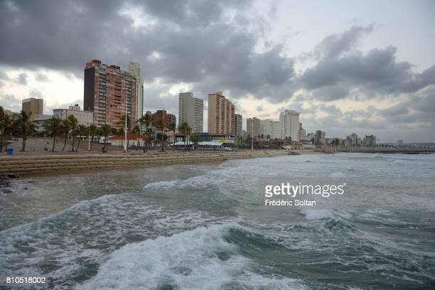 Durban is the third most populous city in South Africa on April 16 2017 in Durban South Africa