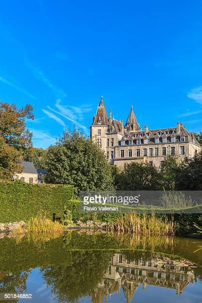 デュルビュイ城,ベルギー - リュクサンブール州 ストックフォトと画像