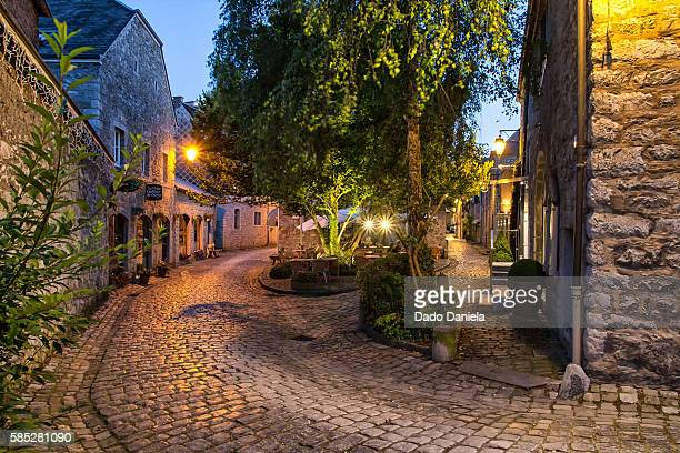 durbuy - ardennes department france stock photos and pictures