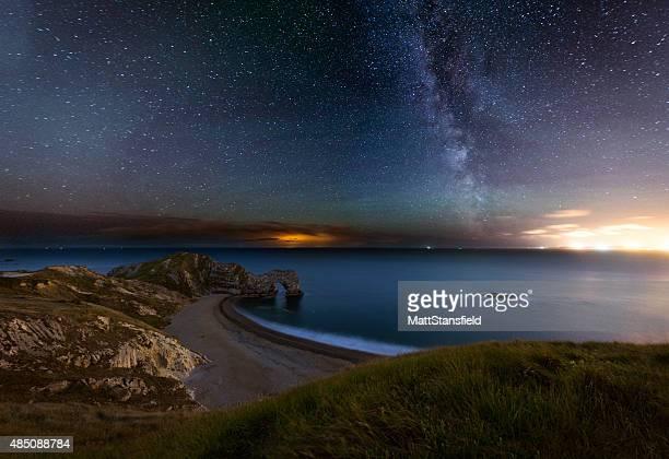 ダードゥルドア夜の - 英国 ドーセット ストックフォトと画像