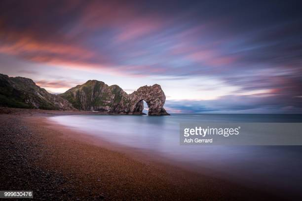 Durdle Door Sunrise!