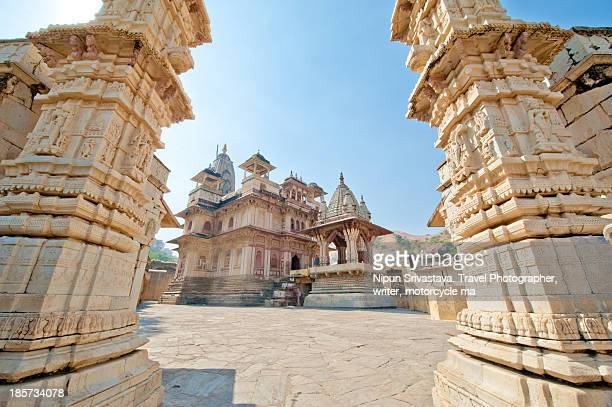 durga devi temple. - amber fort stock pictures, royalty-free photos & images