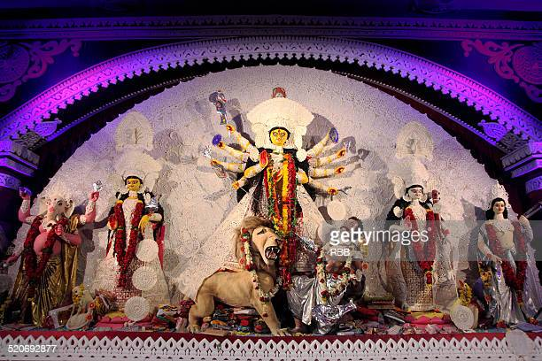 Durga Pooja Decoration
